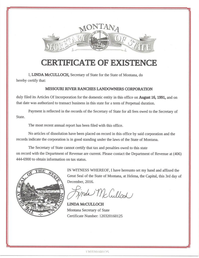 Corporate filings mrr certificate of existence 1betcityfo Gallery